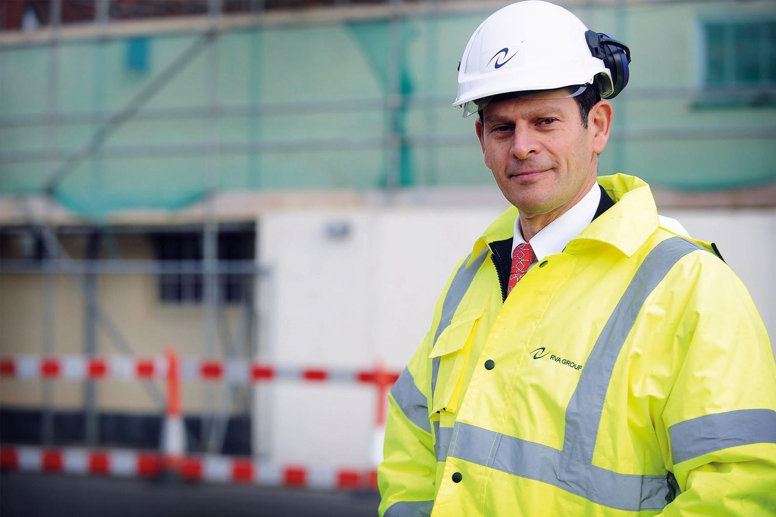 Ричард Ванн: высокие стандарты EHS (охрана труда, окружающей среды и техника безопасности)
