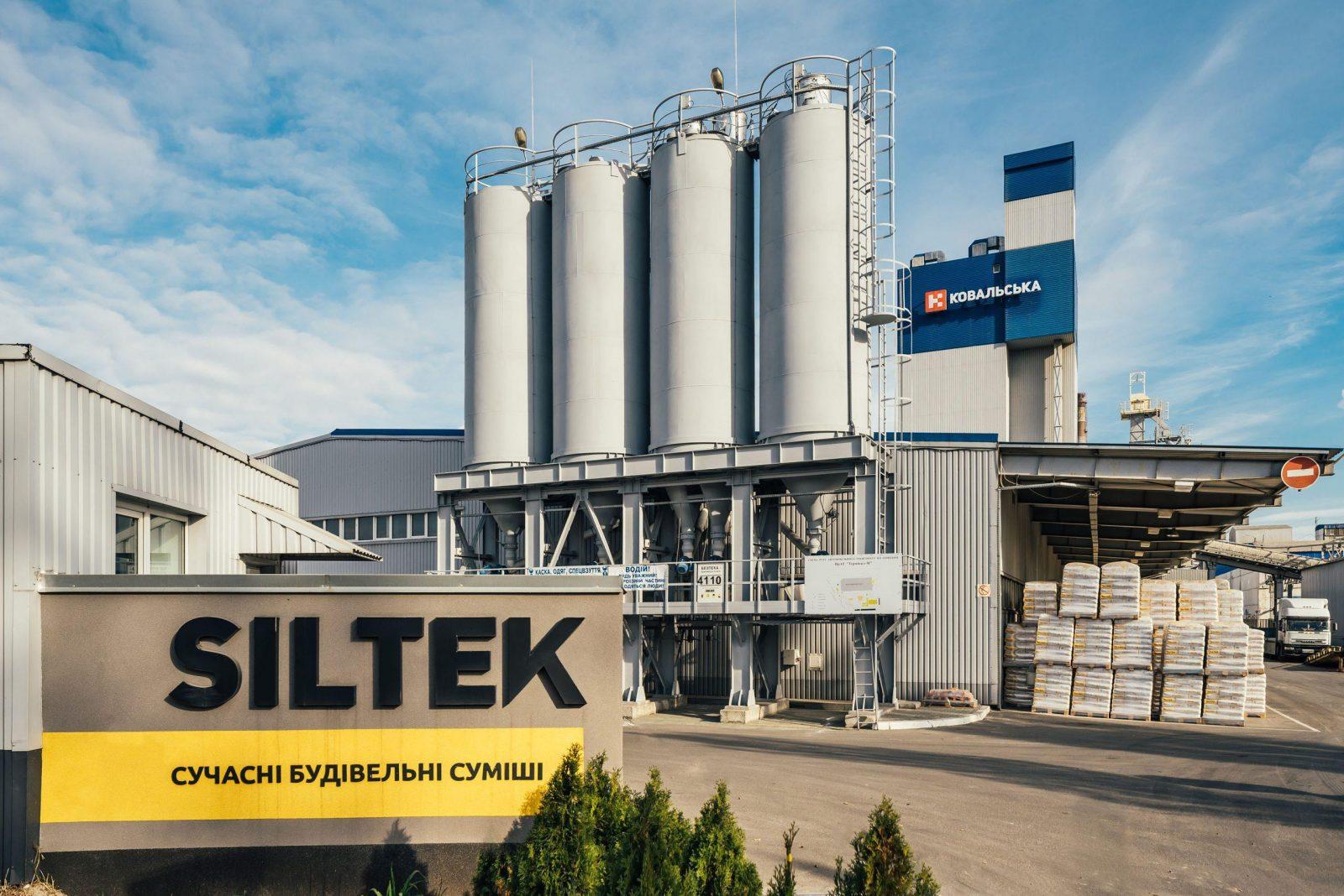 «Ковальська» побудує завод з виробництва сухих будівельних сумішей на Львівщині
