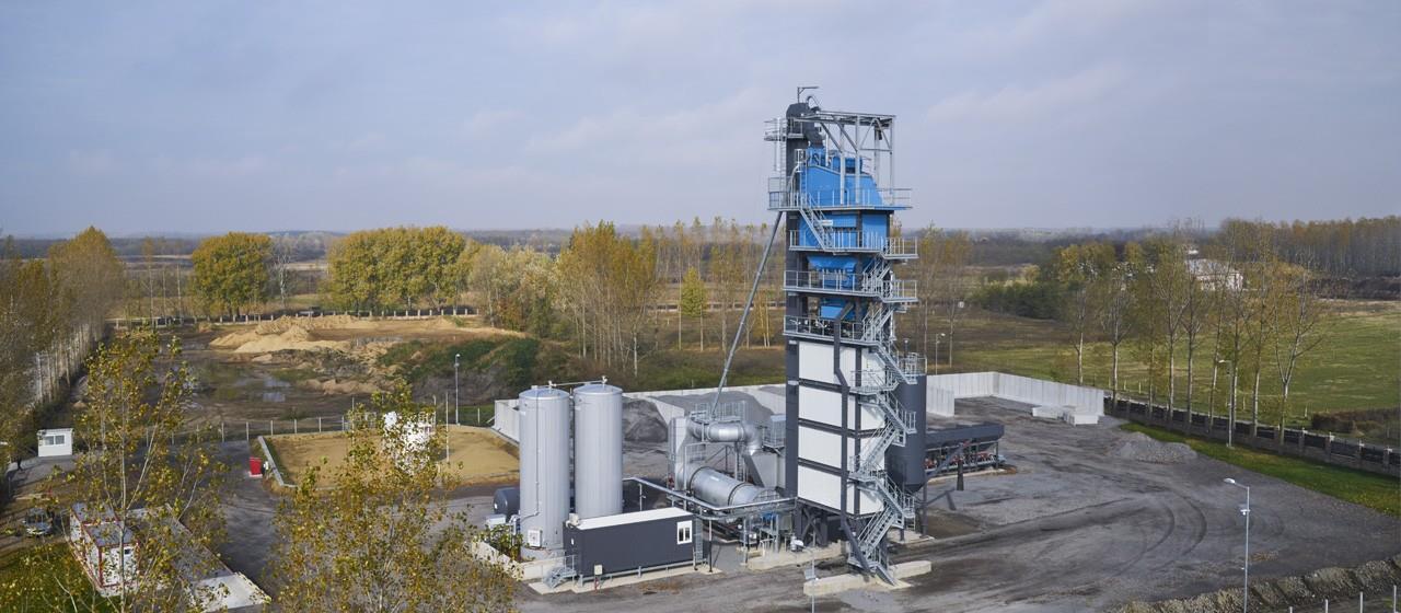 Компанія Benninghoven представила нову концепцію системи ECO