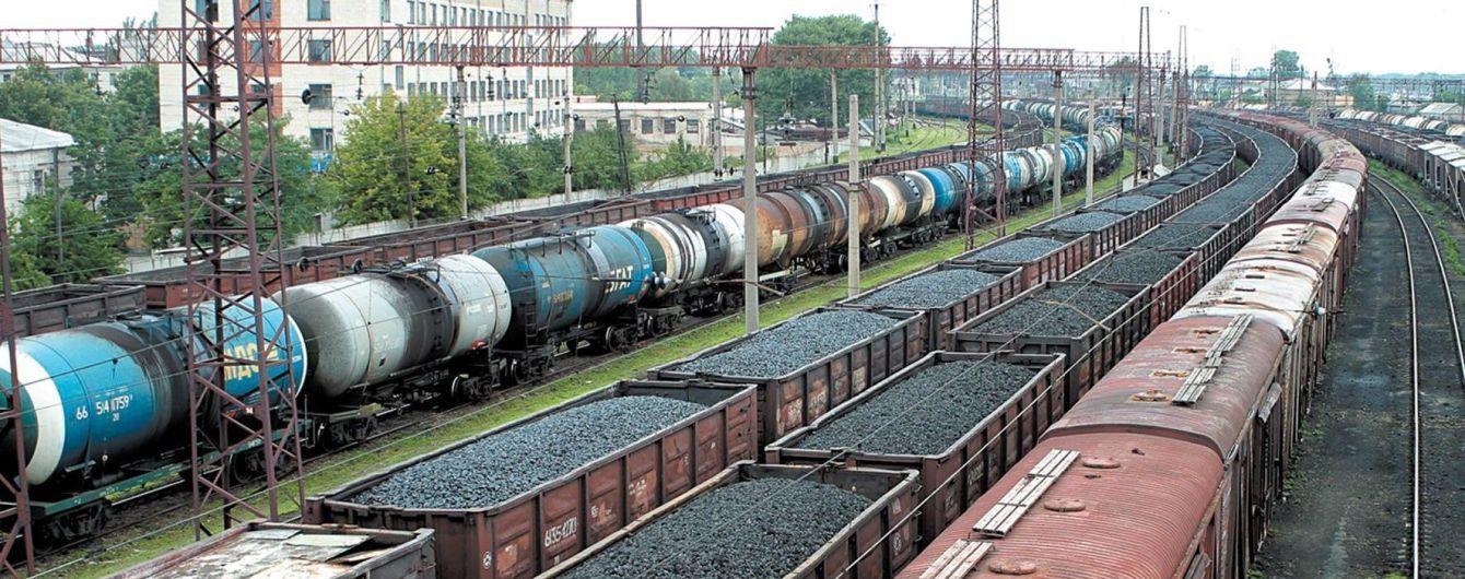 На залізничні шляхи України виходять приватні локомотиви
