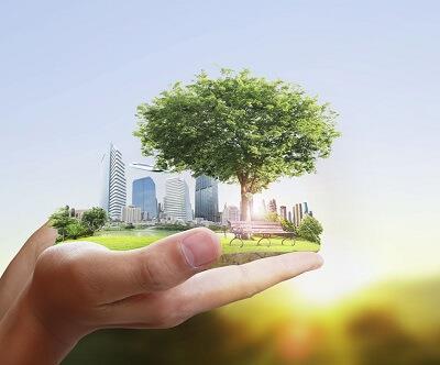 Как к 2030 году снизить на 40% выбросы углерода и к 2050 году достичь 100% безотходности строительства
