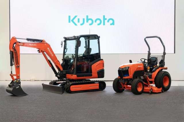Kubota испытывает прототип первого электрического мини-экскаватора