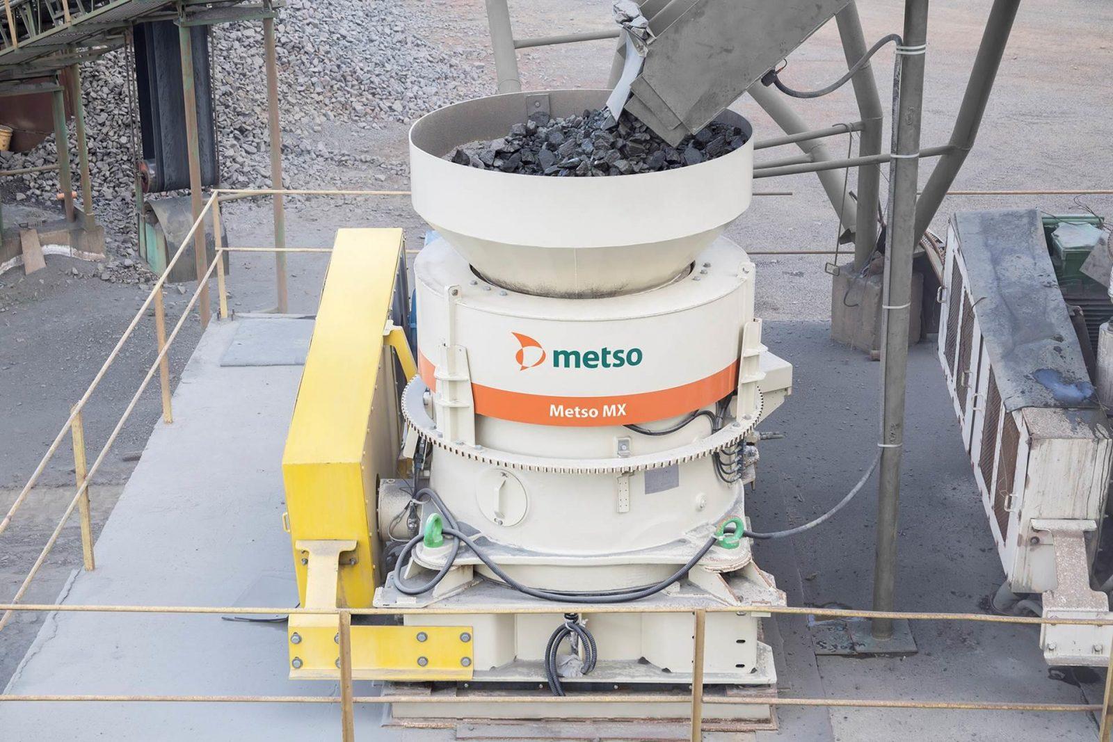 Чому конусна дробарка Metso MX™ сприяє збільшенню продуктивності