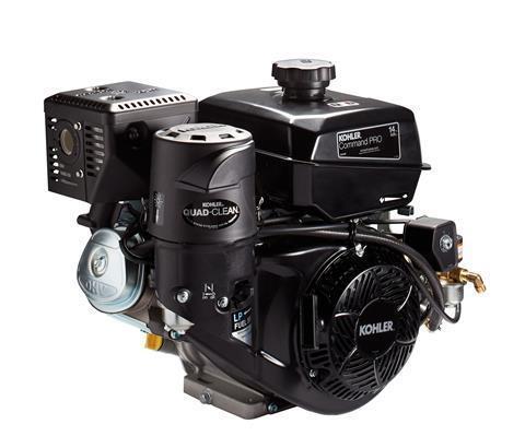 Kohler представляє новий двохпаливний двигун