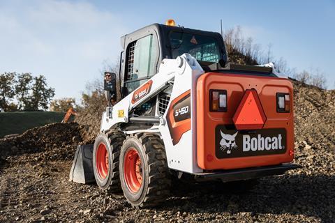 Погрузчики с бортовым поворотом Bobcat усилятся в 2020 году