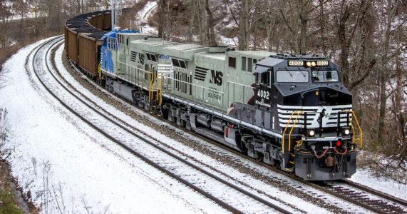 Промислові компанії США вклали майже 2 млрд доларів у розвиток залізної дороги Norfolk Southern