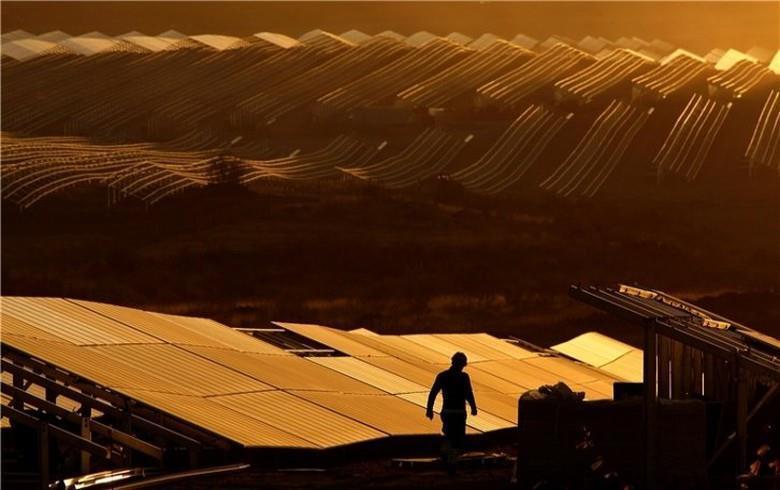 Завершено будівництво найбільшої у Європі сонячної електростанції