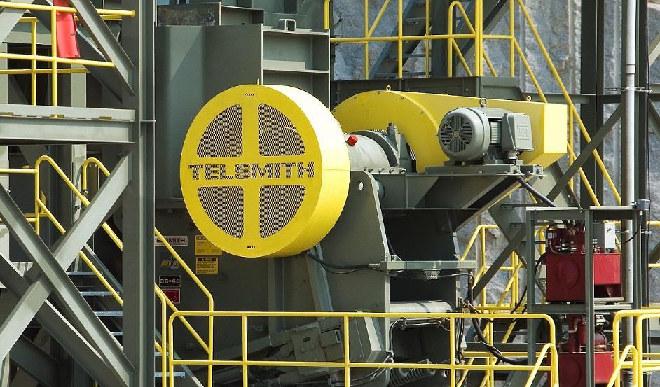 Обладнання Telsmith: від живильника до товарного грохоту