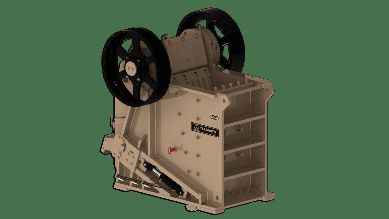 TELSMITH продемонстрирует щековую дробилку серии Iron Giant на CONEXPO/CON-AGG 2020