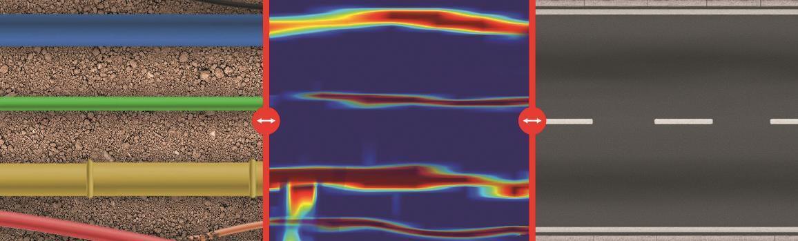 Leica Geosystems розробила інноваційний георадар для виявлення підземних комунікацій