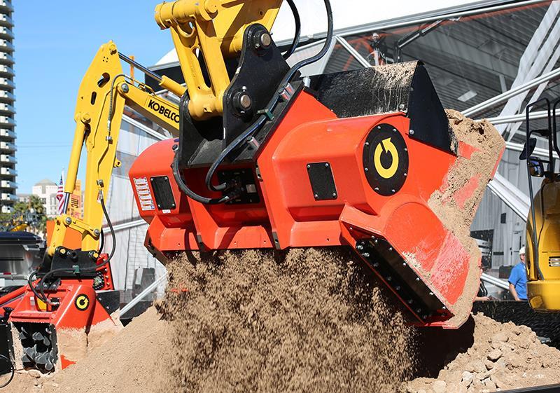 Allu представить новий тип обладнання для стабілізації ґрунту