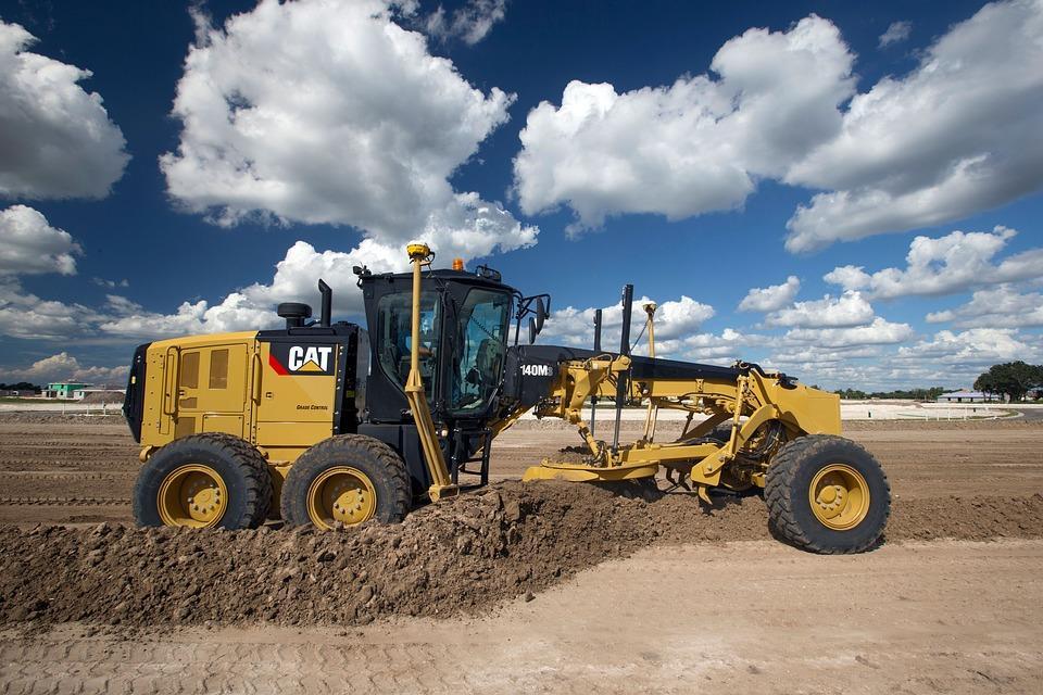 Разработка грунта — первый этап строительных работ