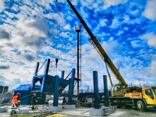 «Автомагистраль-Юг» наращивает производственные мощности