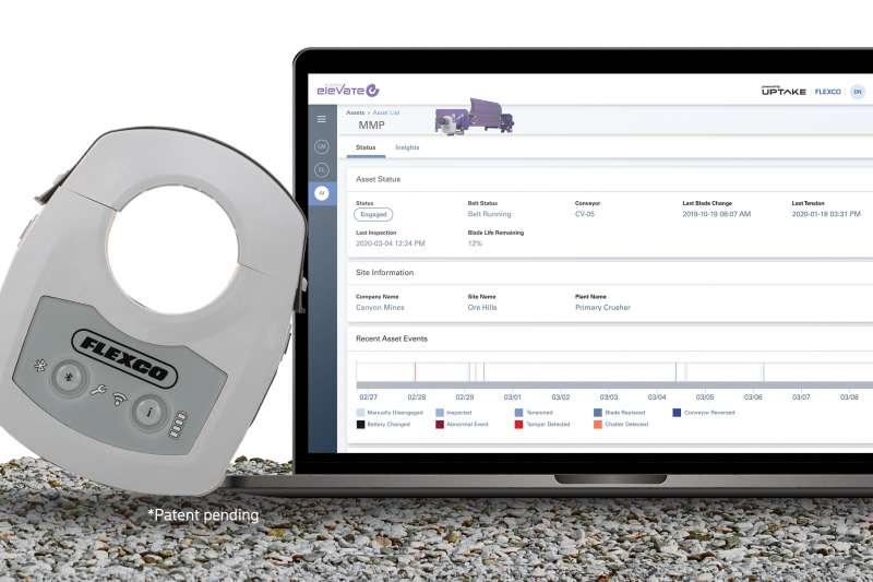 Flexco Elevate трансформирует производительность ленточных конвейеров с помощью цифровых технологий