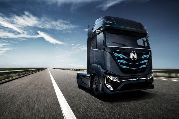 Nikola будет собирать электрические грузовики для Европы в Германии