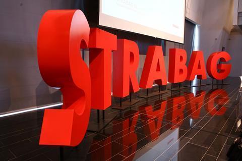 Strabag тимчасово зупиняє будівельні роботи в Австрії