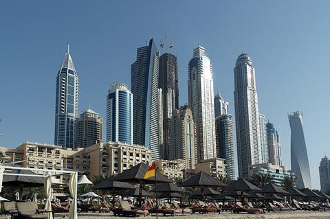 Будівництво в ОАЕ: все йде своєю чергою