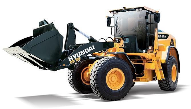 Огляд нових фронтальних навантажувачів від Hyundai та Komatsu