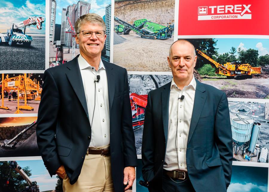 Компанія Terex MP повідомила про падіння обсягу продажів на 23% за 1-й квартал 2020 року