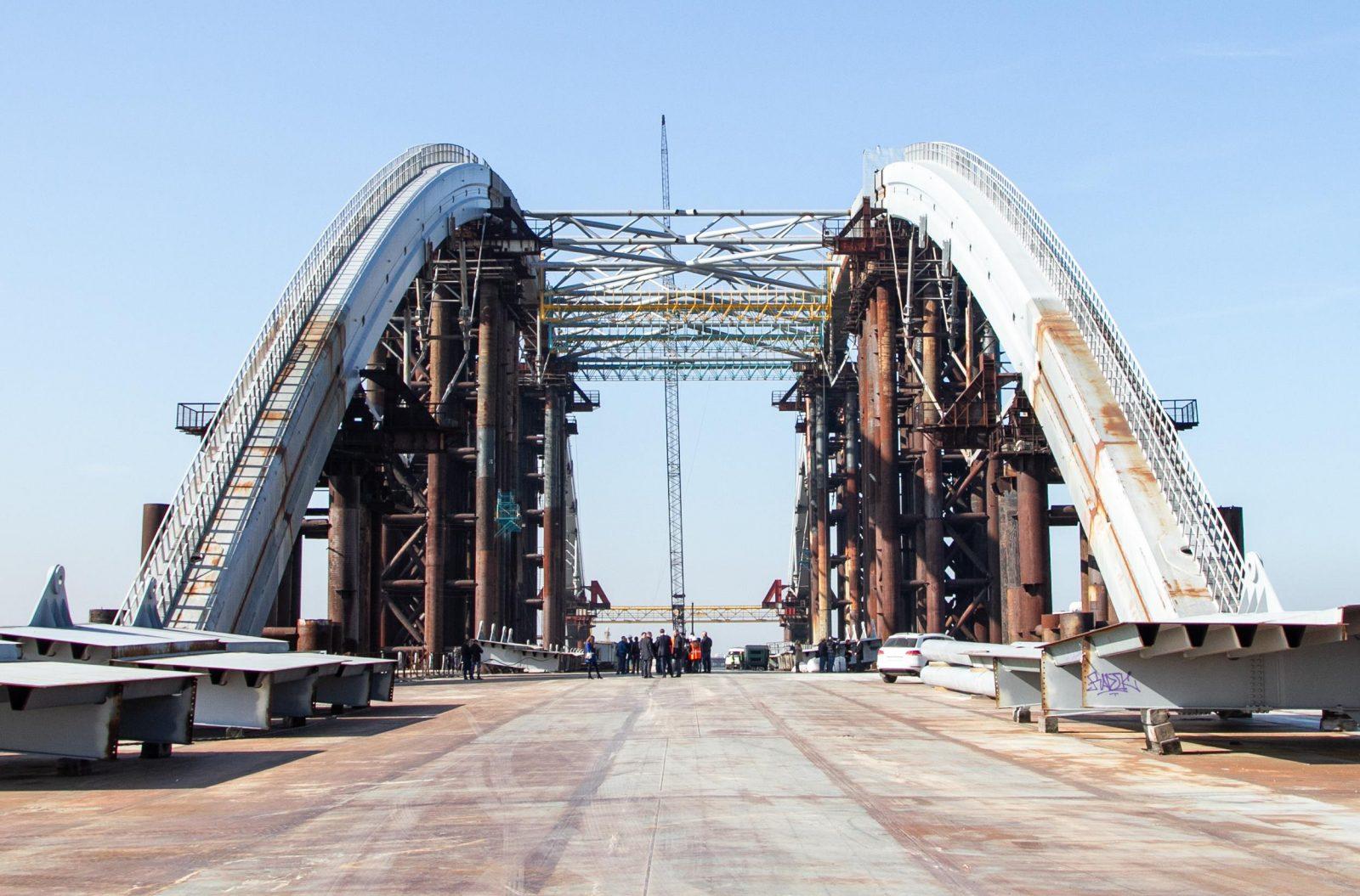 Как Укравтодор планирует восстанавливать мосты в Украине