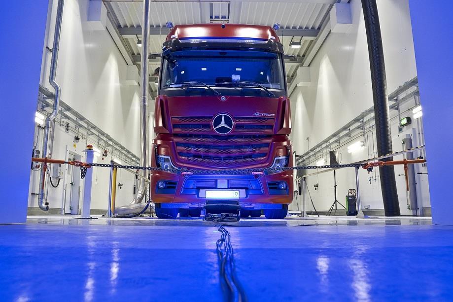 Компания Mercedes-Benz открыла новый испытательный центр для электромобилей