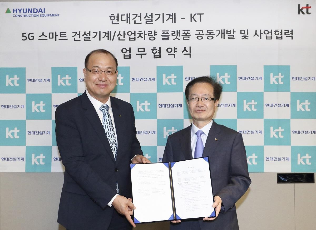 Hyundai CE разрабатывает