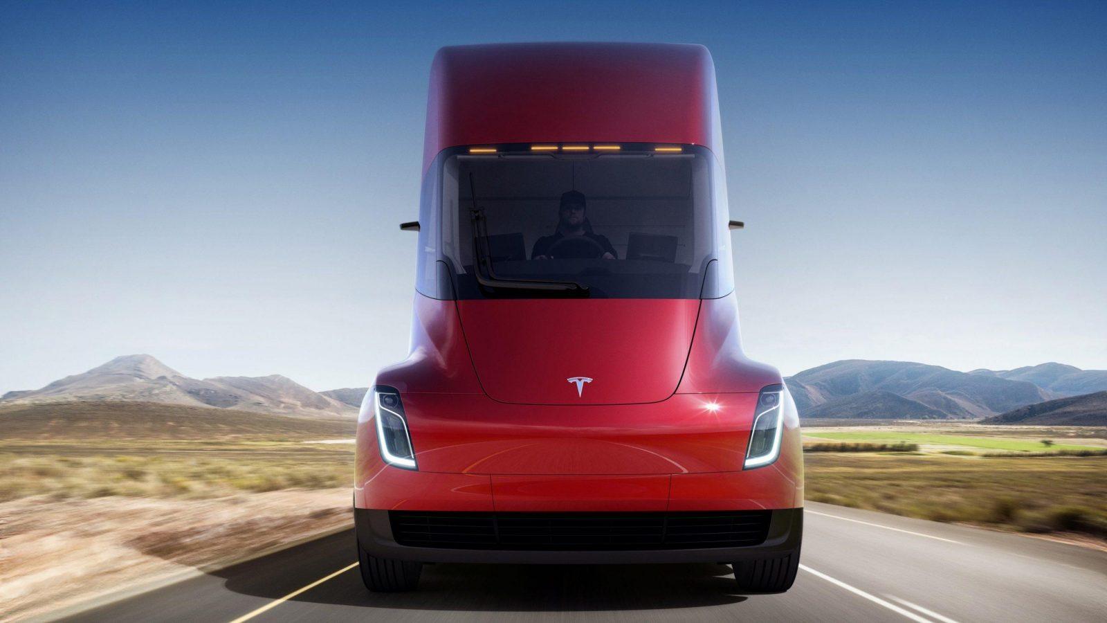 Tesla во второй раз отложила производство электрогрузовика Tesla Semi