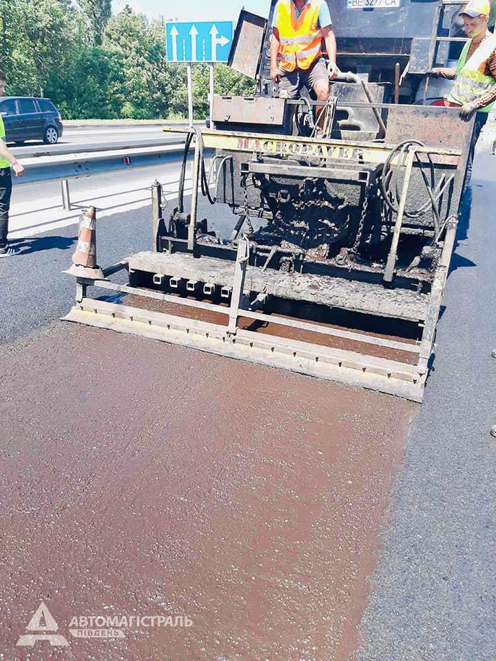 """""""Автомагістраль-Південь"""" утримує дороги за допомогою передових технологій"""
