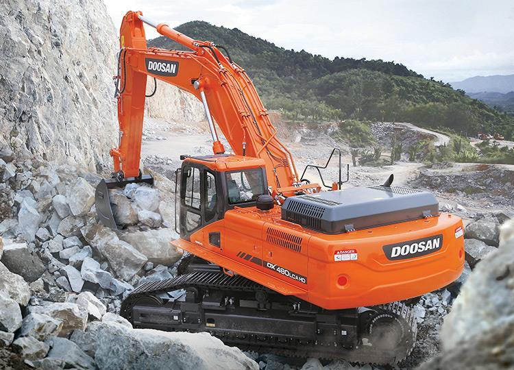 Doosan Group продает свою долю в Doosan Infracore из-за долгов