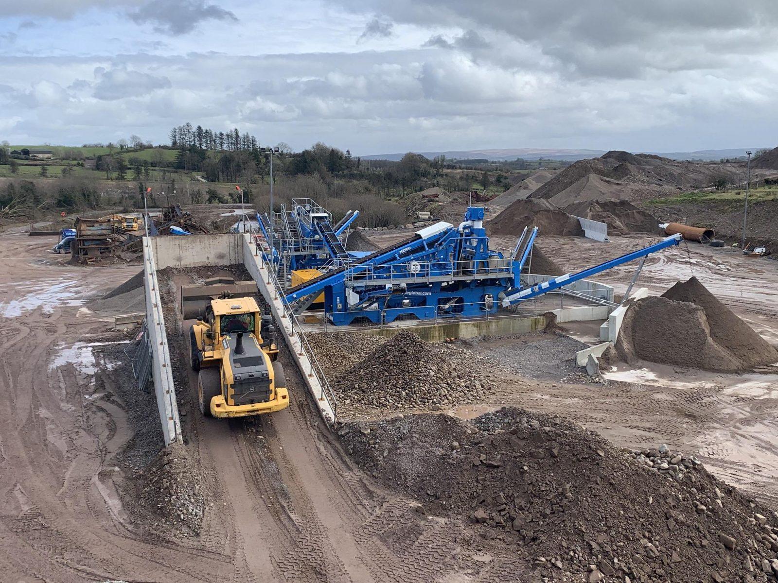 Обогатительный завод CDE: как получить три вида товарной продукции из отходов?