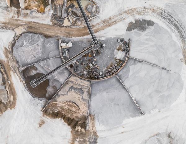 Ленточный конвейер в горной промышленности — самоходная дорога для горной массы