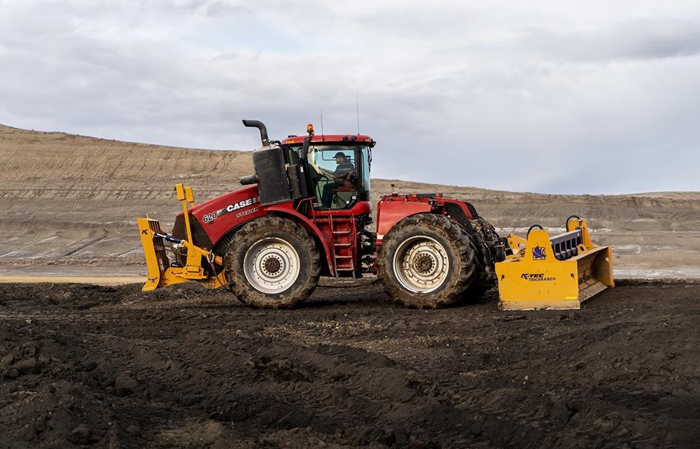 K-Tec представила новий комплекс для земляних робіт