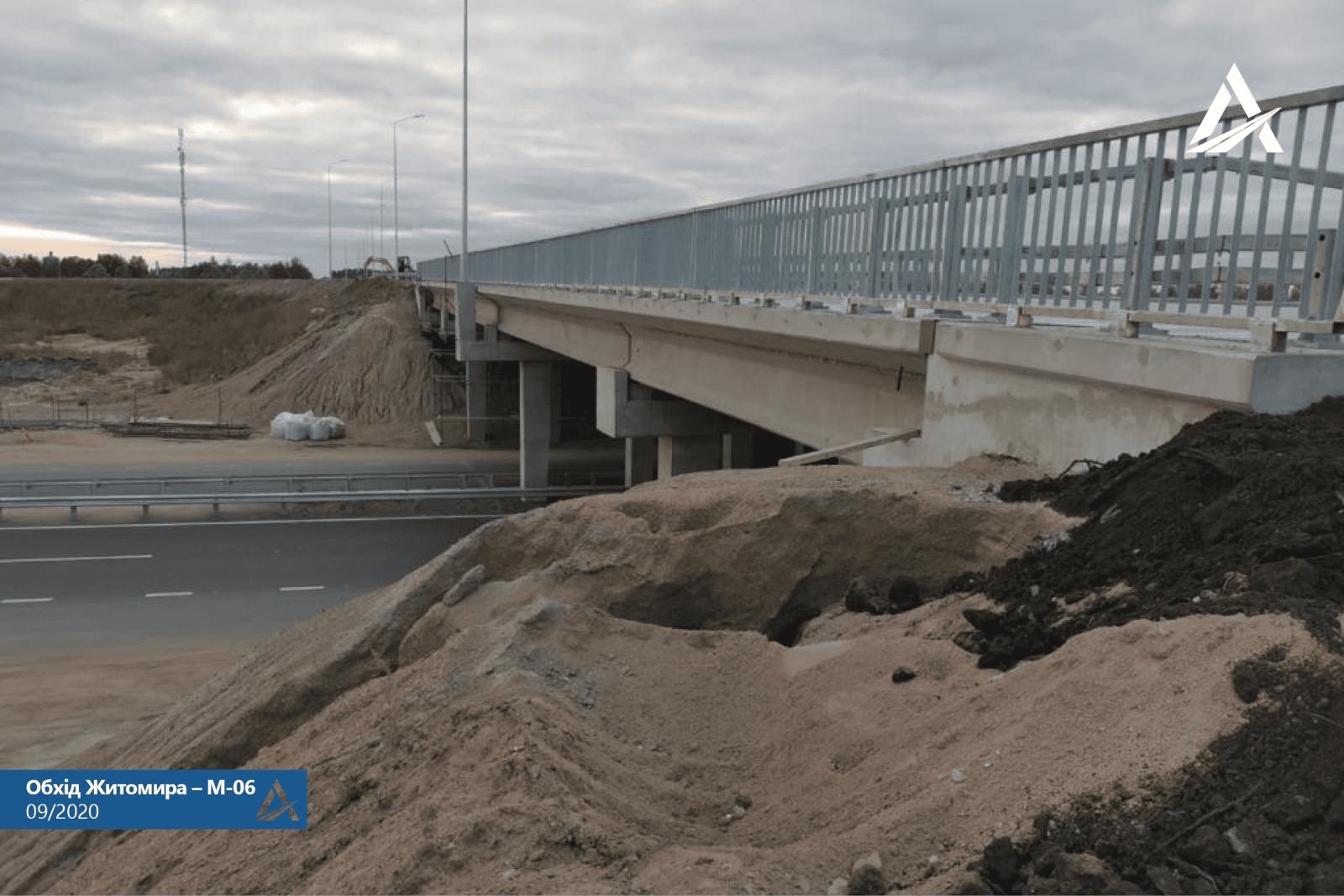Укравтодор расторгает контракт с китайскими дорожниками, которые должны были построить обход вокруг Житомира