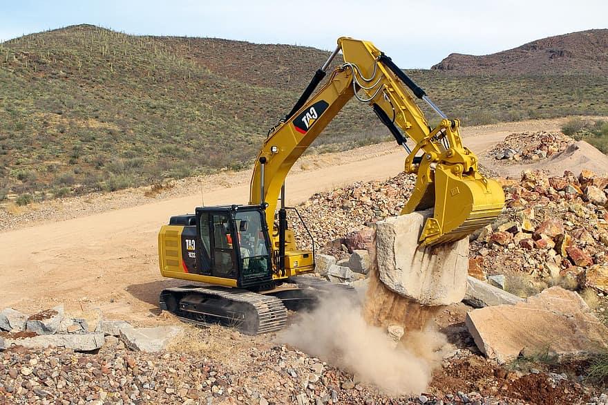 Повний гід по землерийній техніці у дорожньому будівництві