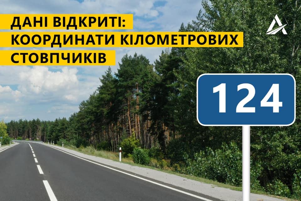 Где получить геоданные о дорогах Украины?