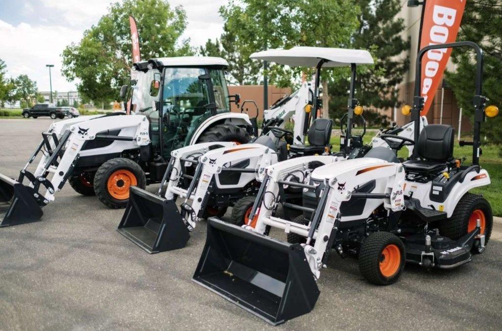 Bobcat возвращается в сегмент тракторов с новой линейкой компактных моделей