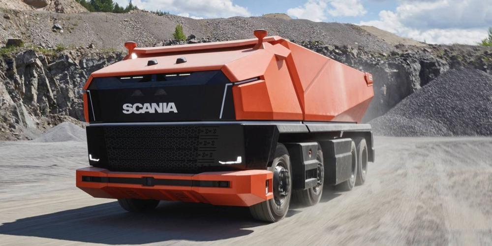 [Беспилотный транспорт Scania AXL упрощает работу на сложных участках]-[Интеллектуальная беспилотная спецтехника: тесты и перспективы] | информационный портал Заповнювачі]