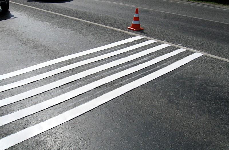 Шумовые полосы как средство обеспечения безопасности на дороге
