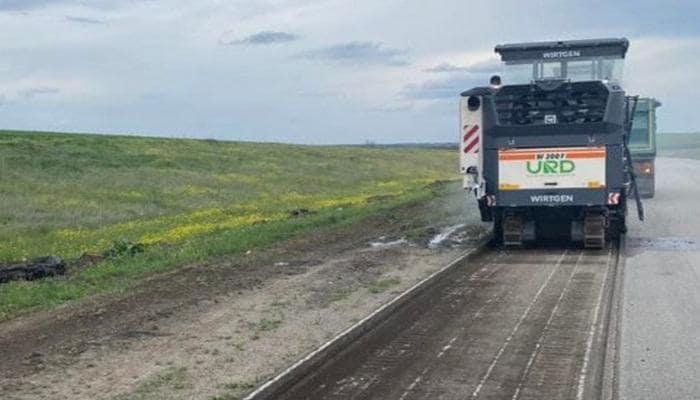 Частину автодороги Н-14 в Миколаївській області побудують за експериментальною технологією