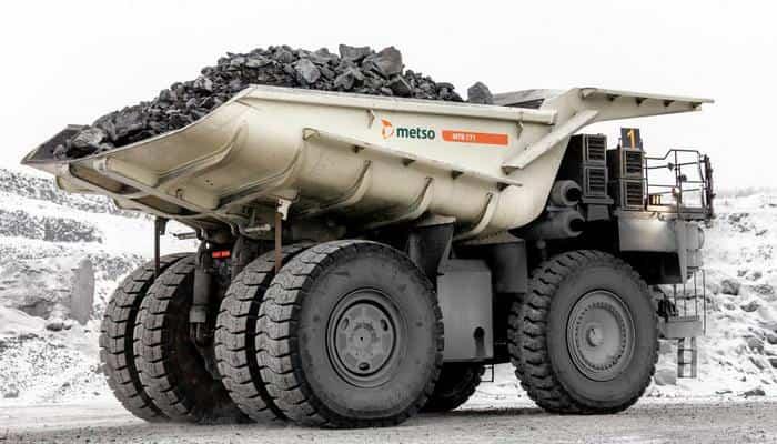 Читачі інтернет-видання «Mining» відзначили самоскидний кузов Metso як найвидатнішу розробку в гірничодобувній промисловості за 2019 рік