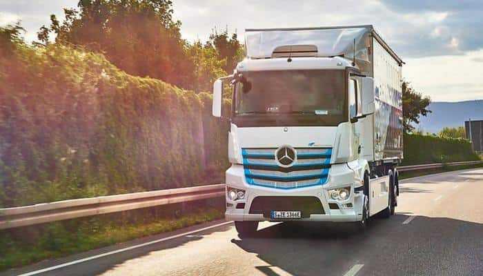 Daimler Truck AG и CATL продлевают совместную разработку аккумуляторов для грузовиков до 2030 года