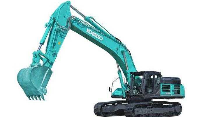 Kobelco Europe розширює модельний ряд 50-тонних екскаваторів