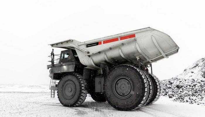 Metso Outotec отримує замовлення на кузов 360 тонного самоскиду
