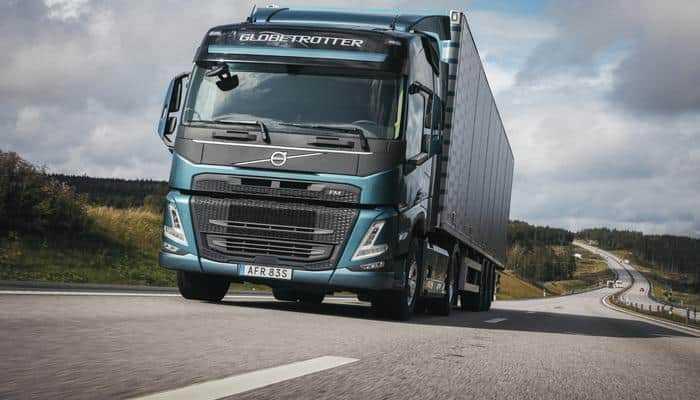 Новый грузовик Volvo FM получил престижную награду Red Dot Award 2021