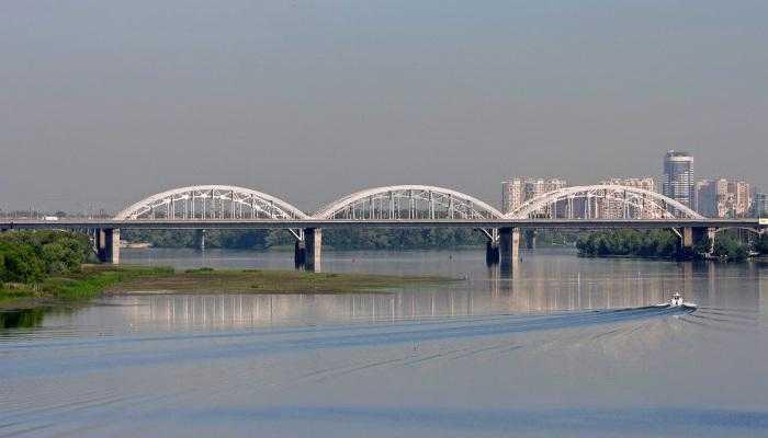 Оголошено тендер на будівництво Дарницького мосту