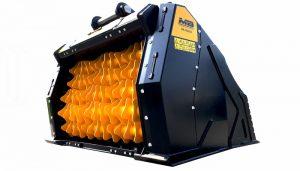 найпотужніший: просіювальний роторний ківш MB-HDS523