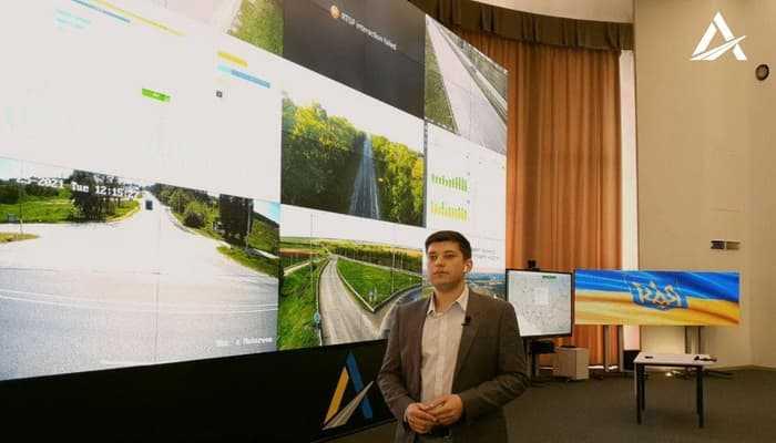 «Укравтодор» разработал единую систему управления состоянием дорог E-ROAD