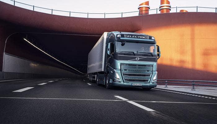 Volvo Trucks в 2021 году начнет продажи полностью электрических крупнотоннажных грузовиков Volvo FH, Volvo FM и Volvo FMX