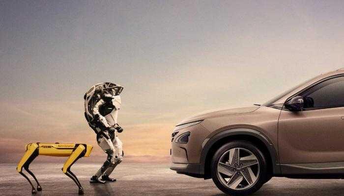Hyundai придбала Boston Dynamics за 1,1 мільярда доларів