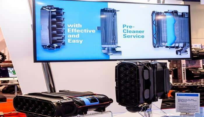 Компанія Donaldson впроваджує технологію дистанційного моніторингу Filter Minder для повітряних фільтрів